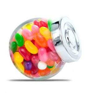 Promotional Merchandise & Corporate Gifts, dubai gifts, gifts to dubai,Jelly beans jar